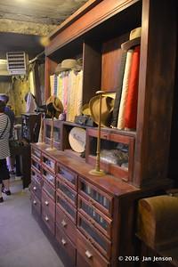 General store in Havre Underground Tour - Havre, MT -  8-12-16