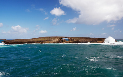 La'ie Point, Kukuio'olua Island Sea Arch