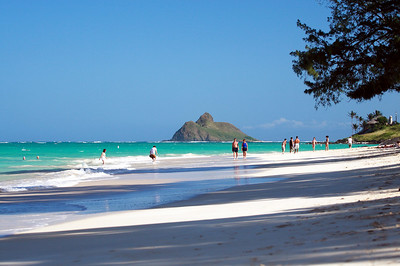 Kailua Beach, Oahu, Hawaii