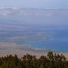 06/29/06: A view of the northwestern coastline taken from the Kohala Mountains.
