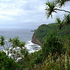 06/29/06: Pololu Point located on the northern tip of the island.
