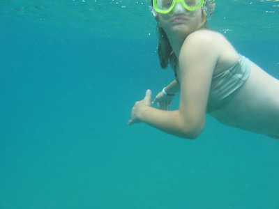070621 Snorkeling Kamaole III