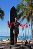 Duke Kahanamaku statue