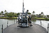 Pearl Harbour - USS Bowfin.  5-Inch Deck Gun, which was fitted later during WW-II.