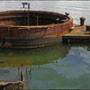 Rear Gun Turret - USS Arizona
