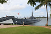 """Pearl Harbour - USS Bowfin.  This Sub has been termed the """"Pearl Harbour Avenger"""" as it was launched on 7 December 1942."""