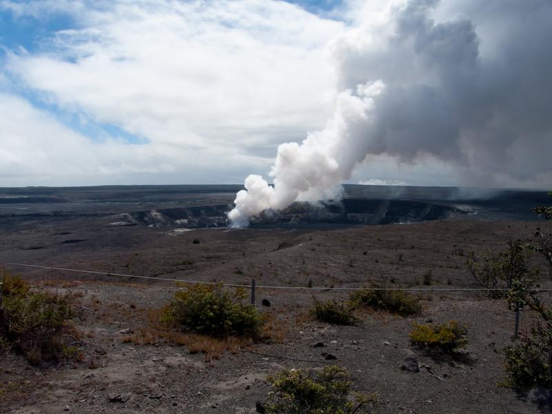 On Fire (Big Island)