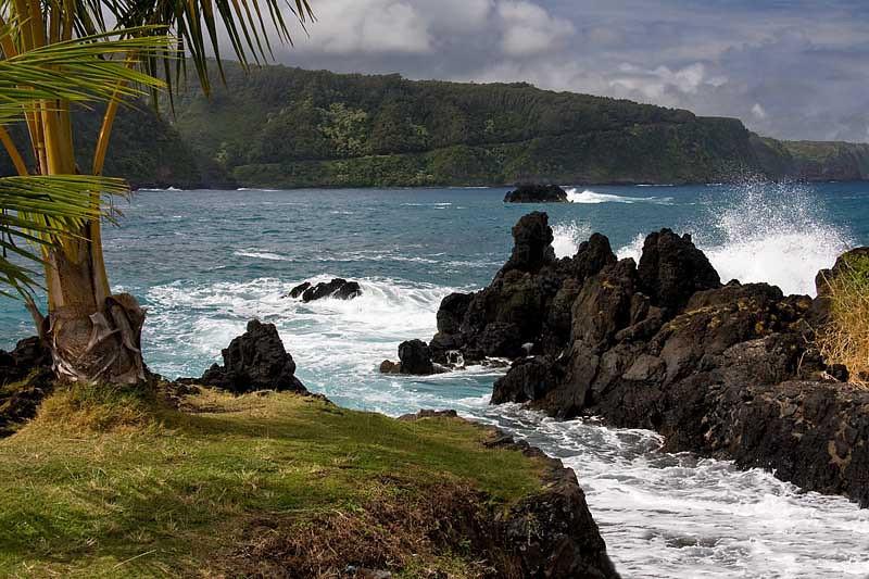 Keanea Scene, Maui