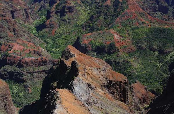 Wiamea Canyon, Kauai
