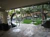 Honolulu - Wyland Hotel.  This is the side entrance leading to Royal Hawaiian Avenue