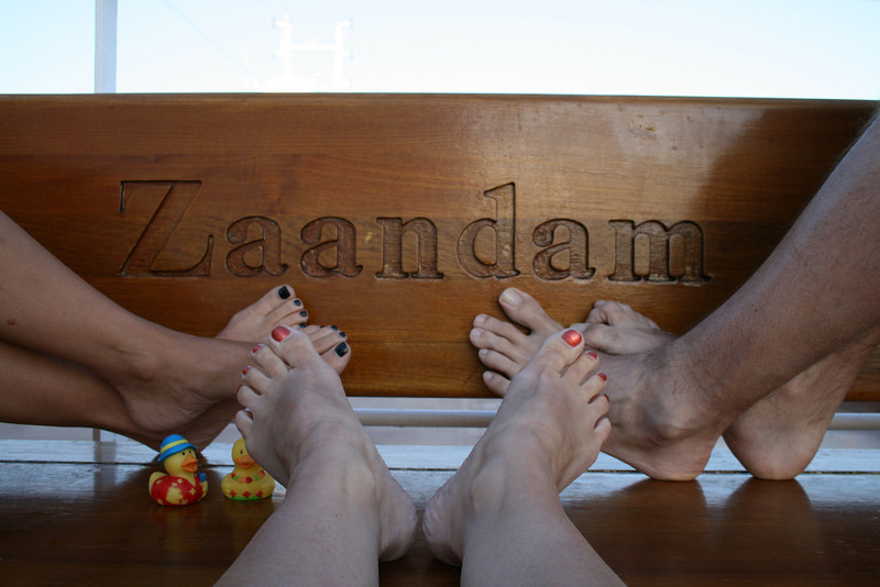 Of course, the feet picture