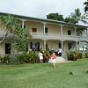 Plantation house on the shores of Kona