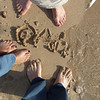 Oahu feet picture
