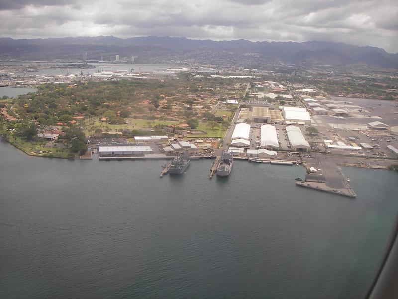 May 20 - Arriving in Honolulu