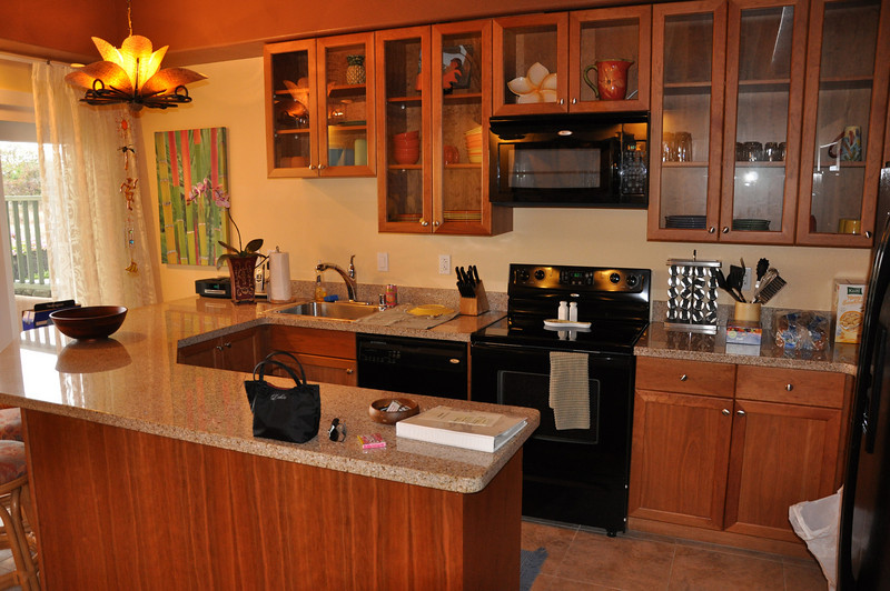 May 20 - Our condo