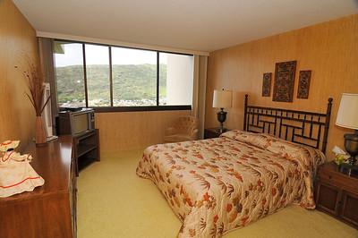 Master bedroom, looking north-west