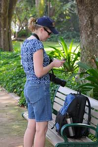 Julie texting to Paul in Kelowna