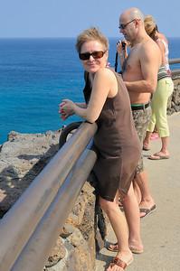 Eva and Imre in Hawaii