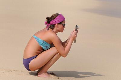 Photo at the Beach