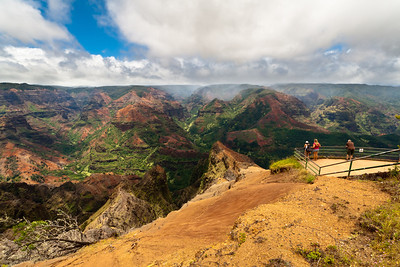 Waimea Canyon SP