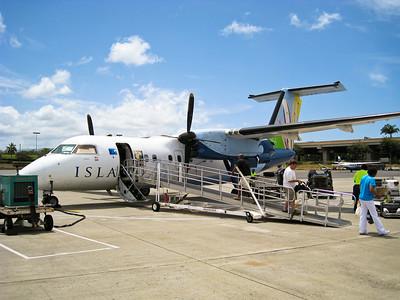 Island Air, Lihue -> Honolulu