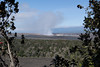 That cloud of poisonous gas coming from the Halema`uma`u Crater kept us away from some of Volcanoes National Park.