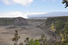 You can hike down and across the Kilauea Iki Crater...and we did.
