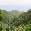 Note the lush tropical landscape.  Later in the trip you will see how it all changed.