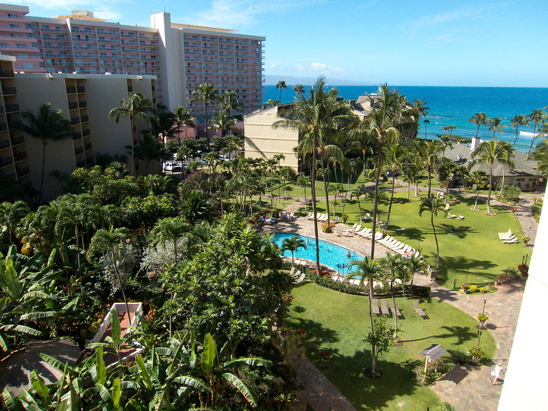 Kaanapali Shores Resort <i>Maui, Hawaii</i>