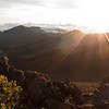 Sunrise, Mt. Haleakala <i>Maui, Hawaii</i>