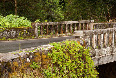 One Lane Bridge  Maui - Road to Hana