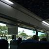 Bus ride back from Atlantis Adventures Navatek Whale Watch Cruise, Honolulu, Hawaii, 03/28/2014