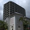 Walking back to the hotel, Honolulu, Hawaii, 03/28/2014