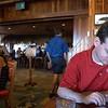 Lunch at Duke's, Waikiki, Honolulu, Hawaii. 03/28/2014