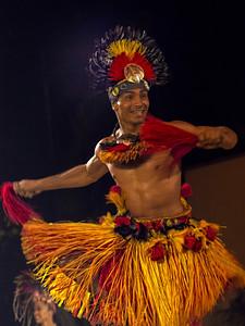 Hale Koa Luau