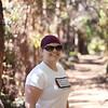 Hiking on the Sulphur Banks Trail