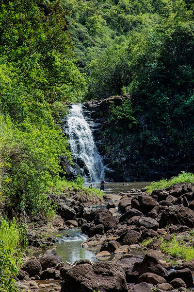 Waimea Valley Hawaii