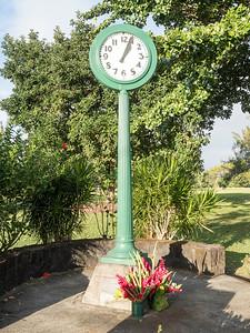 Tsunami Clock of Doom, Waiakea, Hilo