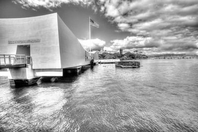 uss arizona hdr tif