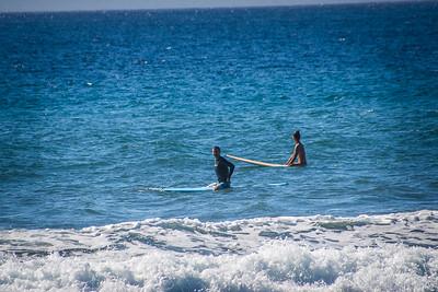 David Surfing - Maui