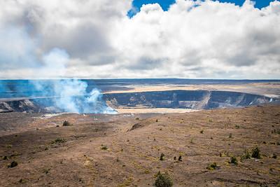 Mauna Loa Volcano - Hawaii