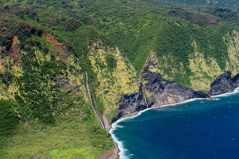 Hawaii Big Island North Shore