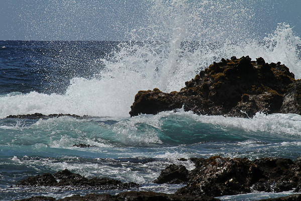 Punalu'u Beach, The Big Island, Hawaii #3