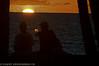 Dreaming--a couple at sunset, Hilton Waikoloa Village, Kona, Big Island Hawaii
