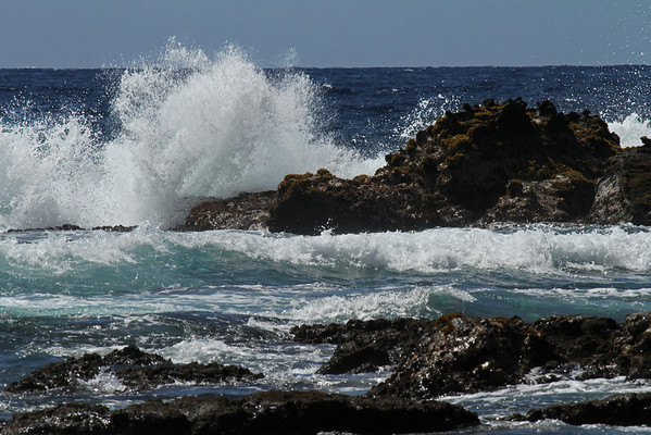 Punalu'u Beach, The Big Island, Hawaii #2