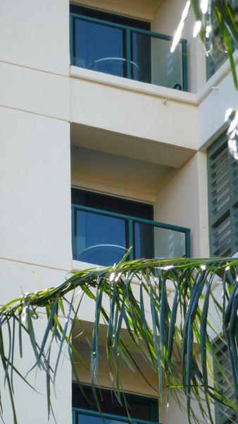 Our villa at the Ko-Olina Resort.