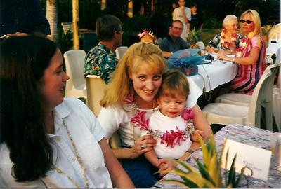 Catherine, Caroline & Caleb - Hawaii 12/98