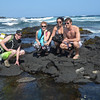 Punalu'u Black Sand Beach 3/30/12