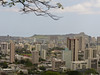 View from Honolulu to Diamond Head, Oahu, Hawaii