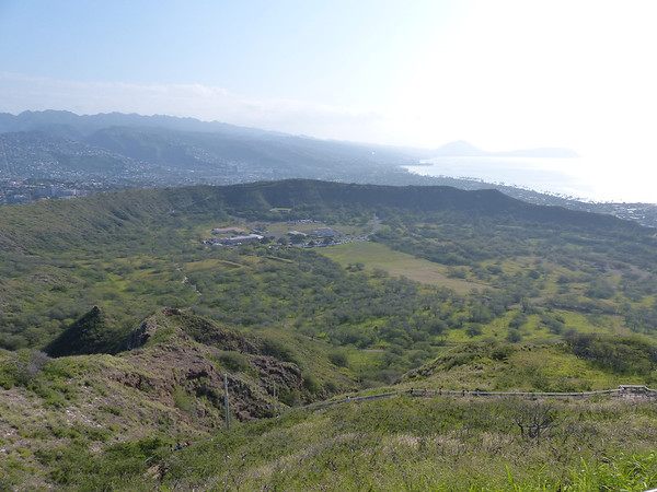 Diamond Head Crater<br /> Oahu, Hawaii